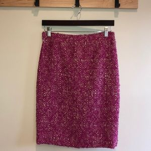 J Crew 'No. 2 pencil' skirt. Size 2